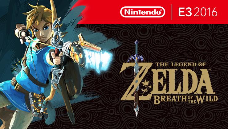 Nintendo's E3 2016